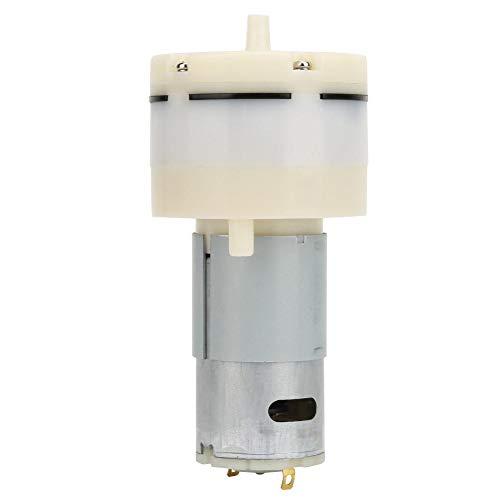 Laborpumpen, DC 12V Mini Vakuumpumpen für Lebensmittel Verpackungsmaschine und Beauty Ausrüstung, 12L/Min Laborpumpen