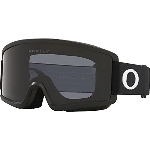 Oakley Target Line S, Gafas Unisex Adulto, Matte Black, Talla única