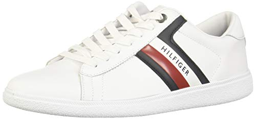 Tommy Hilfiger Corporate Uomo Sneaker Bianco