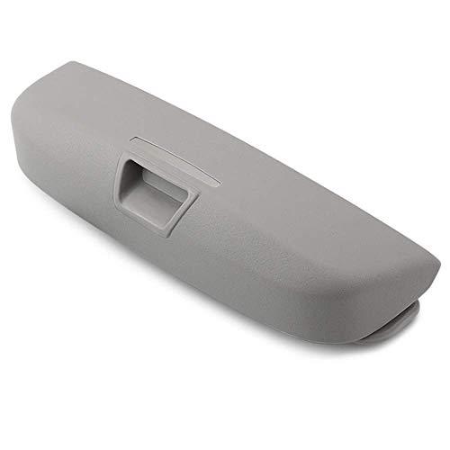 HANXIAOLONGA Decoración de Coche Car Styling Caja de Gafas de Sol Marco de Gafas Interiores Accesorios Especiales para Coche, para Lexus ES250 IS GS200 240250300350 RX270 (Color : Grey)