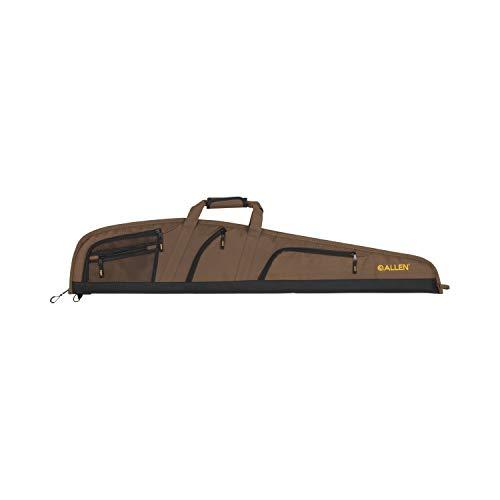 Allen Company Daytona Soft Carrying Gun, Shotgun and Rifle Case, 46 inches, Brown/Black, Model Number: 995-46