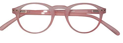 Izipizi Lesebrille #A + 1,0 Pink