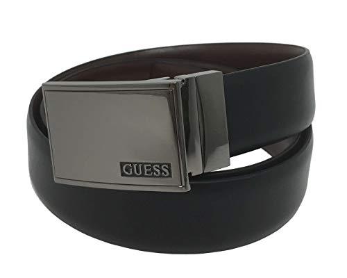 Guess Cintura Reversibile Uomo 11GO01X001 Nero/Marrone (L)…