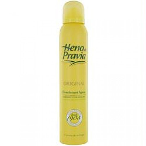 Heno de Pravia Original - Desodorante, 200 ml