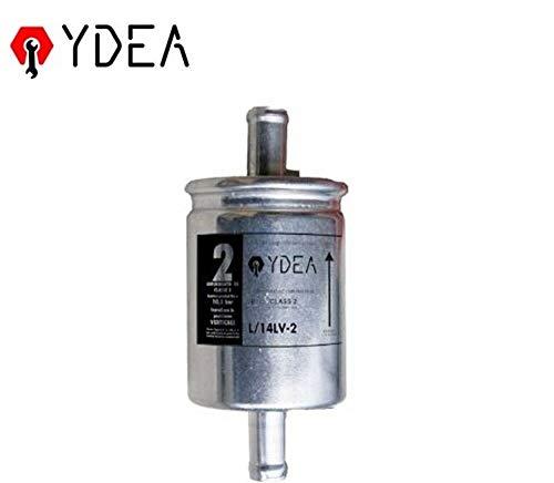 Filtro GAS GPL in linea a montaggio verticale - Ydea L/14LV-2