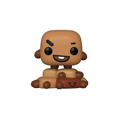 Funko Pop! Figura De Vinil Animation: BT21 - Shooky