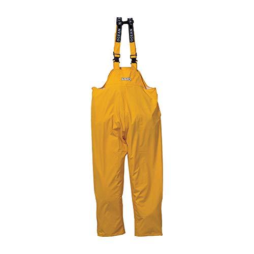 Ocean abeko Unisex-Adult Comfort Stretch Fechtjacken, Gelb, XL