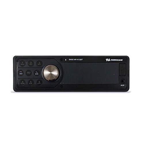 Som automotivo Hurricane Radio HR 412 BT H BT/USB/MP3