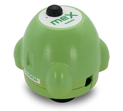 HeizOel24-meX Ultraschall Füllstandsanzeige für Wasser, Diesel, Heizöltank mit WLAN inkl. kostenloser App und Statistiken