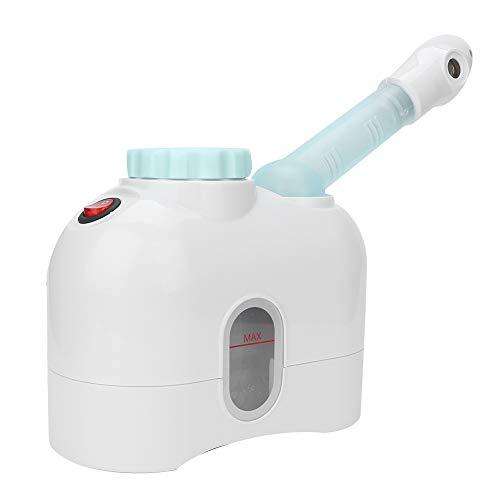 Nano Facial Steamer, hete stoomspray met auto-off-design, vochtverzorgende sprayer, luchtbevochtiger SPA gezichtsmist, aromatherapie machine, EU-stekker (320 ml)