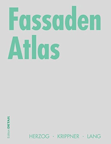 Fassaden Atlas (Detail Atlas)