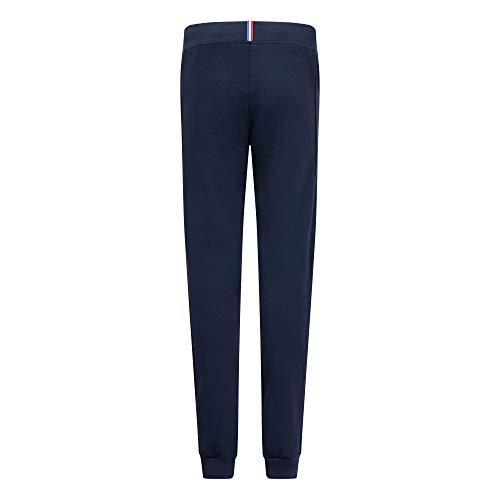 Le Coq Sportif Ess Pant Regular N°1 Enfant Dress Blues – Children's Trousers, Boys, Trouser, 1921015, Dress Blues, 12 Years