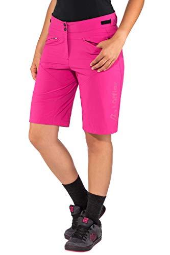 LÖFFLER Montina Bike Shorts Women - Berry