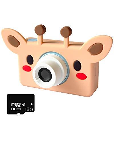 【キッズカメラ CDC-L03】子供用カメラ 子供用デジタルカメラ トイカメラ 2400万画素 2.0インチIPS画面 4...