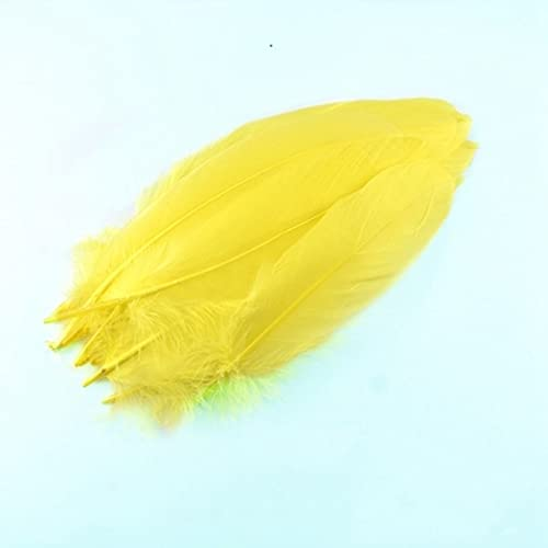 SushiSwap-100Pcs Lot Max 90% OFF Colored Plumas DIY Wed Challenge the lowest price Craft Feathers Goose