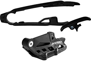 Acerbis Chain Guide and Slider Kit Black for KTM 500 XC-W 2012-2016