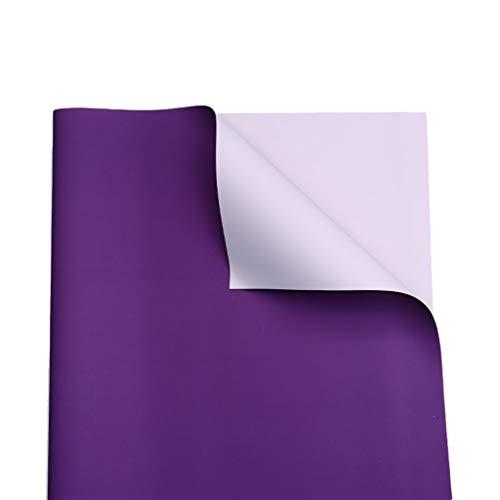 SZQ-Papel de Regalo Papel Hecho a Mano, Papel for Envolver Libros de Estudiantes Origami Flower Shop Bouquet Enviar a Amigos Contenedor Materiales Decorativos, 20 Piezas Papel de Regalo (Color : #3)