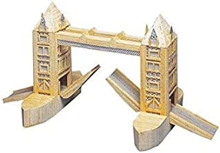 Matchstick Model of Tower Bridge