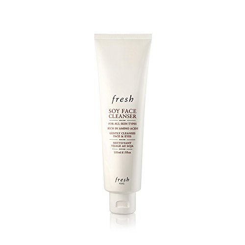 Fresh Cleanser, 150ml Soy Face Cleanser for Women
