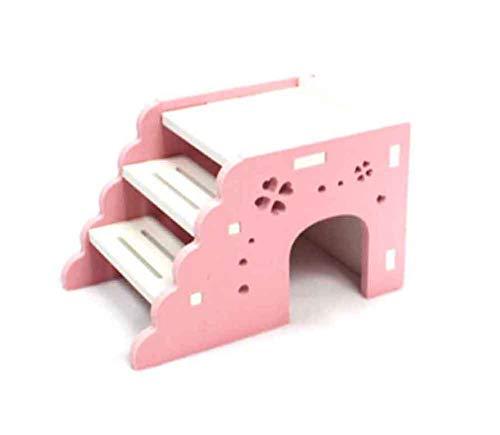 Black Temptation Hamster Nest Maison pour Petits Animaux [E]