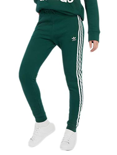 adidas Damen Cuffed Trainingshose, Grün (Collegiate Green), D38