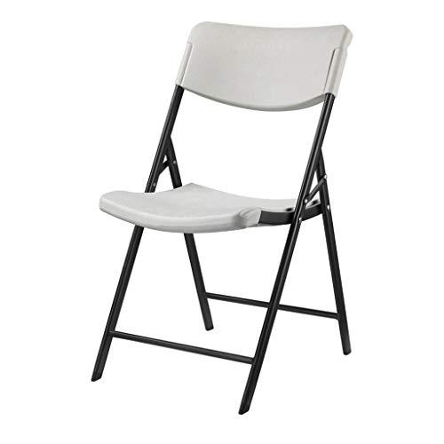Ergonomische bureaustoel, klapstoel licht, tuinstoel wit, hoge rugleuning tuinstoel, conferentiestoel met armleuning