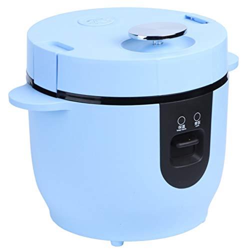 Mini olla arrocera de 2 litros - Herramienta de cocción de arroz para coche - para viajes, acampada y viajes largos - Gran capacidad, para uso en coche de 24 V