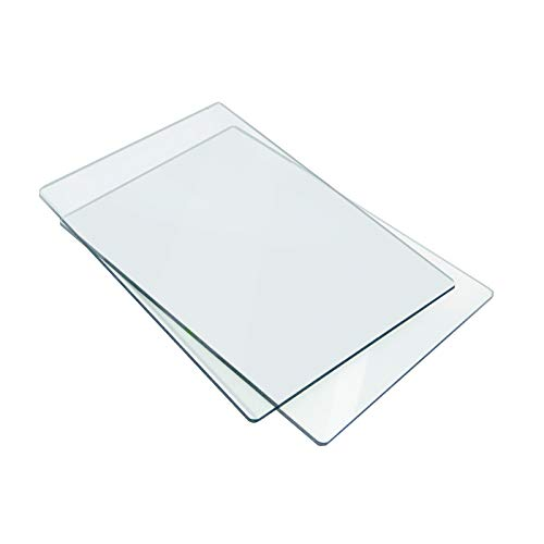 Sizzix Cutting Pads 655093, Standard, 1 Pair, One Size, 22.5 x 15.5 x 0.7 cm