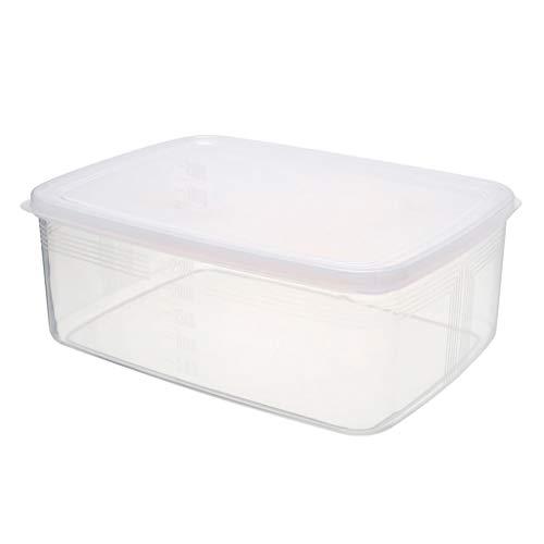 Fruits Et Légumes Scellés Réfrigérateur Stockage Bac À Légumes Cuisine Récipients De Stockage des Aliments Plastique Transparent