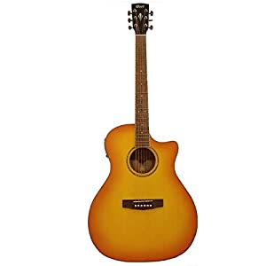 Cort GA-MEDX Semi Acoustic Guitar 6