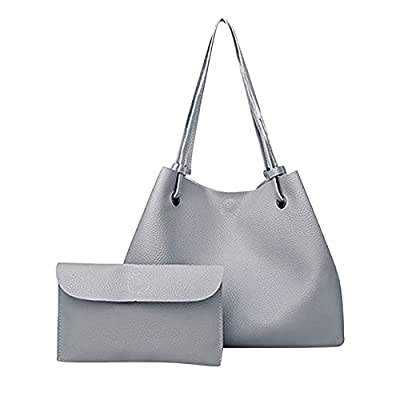 Amazon - Save 80%: Satchel Purses and Wallet set for Women Work Tote Handbags Shoulder Bag To…