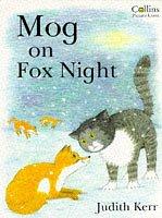 Hardcover Mog on Fox Night Book