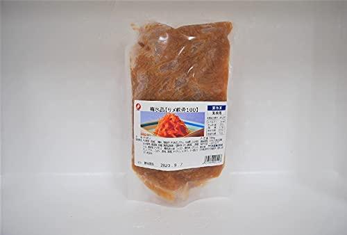 【梅水晶100%】【送料無料】(沖縄・離島は除く) サブ水産 珍味 お弁当食材 簡単 うまい お手軽 ストック食材