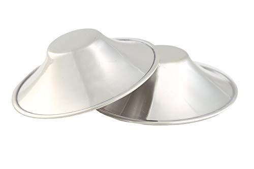 Silver Shell Silberner Nippelschutz Brustwarzenschalen