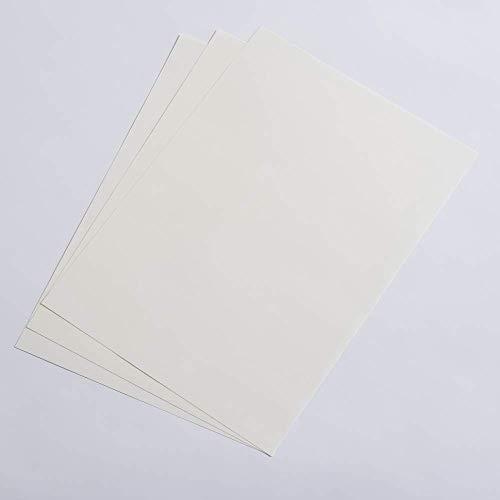 ALLPAPP Edles Schreibpapier, gerippte Oberfläsche, Perlmuttfarben, DIN A4, 100g/qm, 250 Blatt/Packung, Breitbahn
