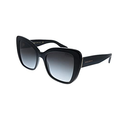 Dolce & Gabbana 0DG4348 Gafas de sol  Black  54 para Mujer