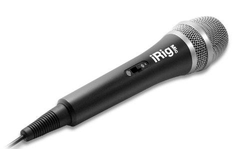 IK Multimedia IP-IRIG-MIC
