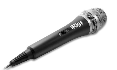 IK Multimedia IP-IRIG-MIC - Micrófono...