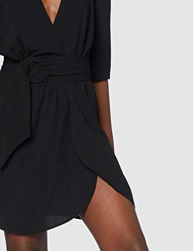 Pepe Jeans LULLU Vestido, Negro (999), Medium para Mujer