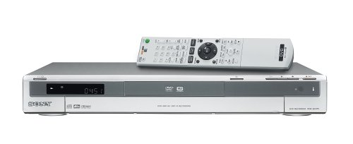 Learn More About Sony RDRGX315 DVD Recorder