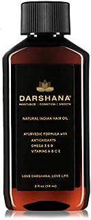 Sponsored Ad - Darshana Natural Indian Hair Oil with Ayurvedic Botanicals (2 fl oz.)
