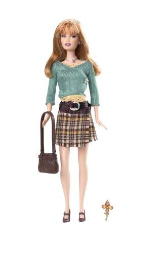 Barbie s Freunde Raquelle, Haare dunkelblond