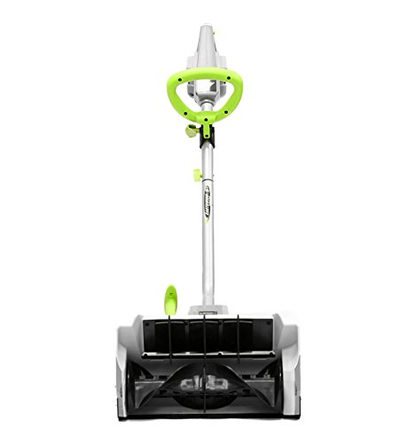 Earthwise SN74016 40-Volt Cordless Electric Snow Shovel, 16-Inch Path