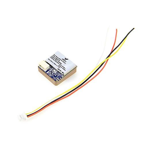 HGLRC M80 GPS Mini GPS-module voor RC Drone FPV Racing-modellen Onderdeel en accessoire bruin