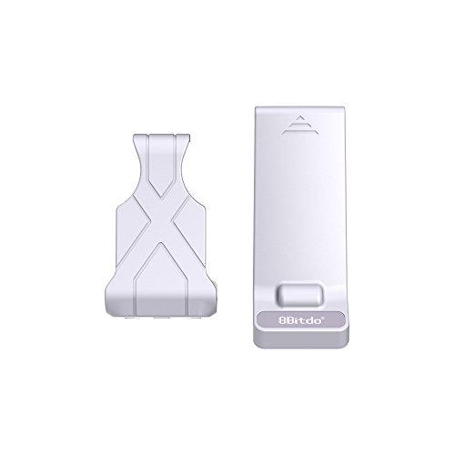 Mcbazel 8bitdo Xtander Clip Stand Holder para Wireless Gamepad controlador de SN30 Pro y SF30 Pro, SN y G Classic Edition