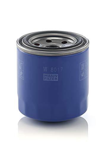 Original MANN-FILTER W 8017 - Schmierölwechselfilter - für PKW