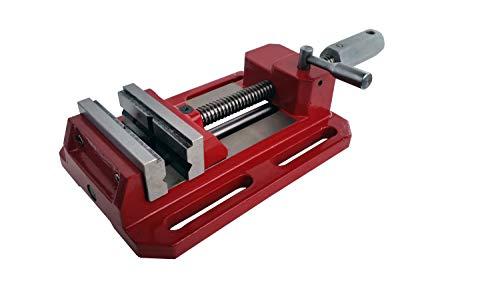 PAULIMOT Bohrmaschinen-Schraubstock mit Schnellverstellung, 100 mm Backenbreite
