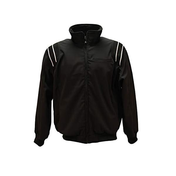 3N2 Men's Umpire Coldstrike Full Zip Cold Weather Jacket