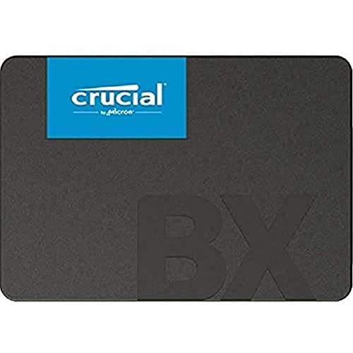Crucial BX500 480Go CT480BX500SSD1 SSD Interne-jusqu'à 540 Mo/s (3D NAND, SATA, 2,5 pouces)