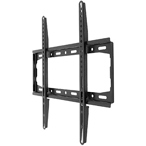 Inicio Equipos Soporte para TV Soportes robustos para TV Soporte para TV Soporte universal de montaje en pared para TV de 45 kg Soporte fijo para TV de pantalla plana Marco para 26 TV de plasma de